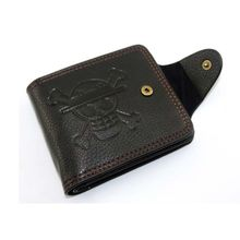 One Piece Luffy's Skull PU Wallet/Purse