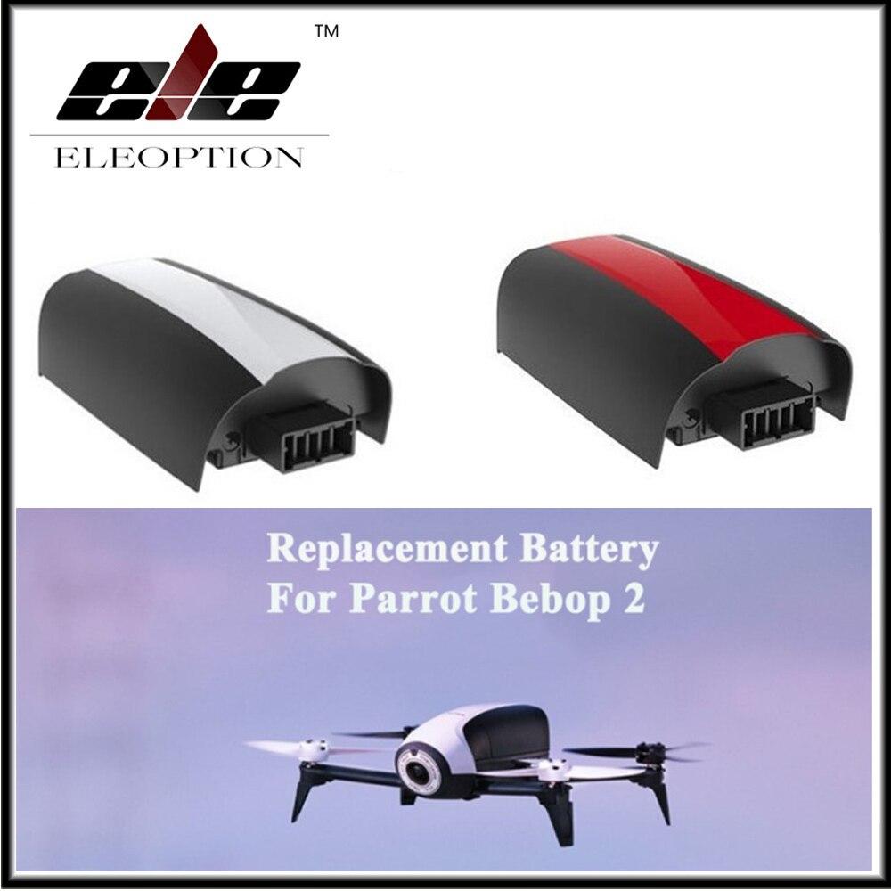 2x Eleoption 3S 11.1V 3200mAh Upgrade Rechargeable Battery For Parrot Bebop 2 Drone Quadcopter