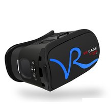 VRแว่นตาทั้งหมดในหนึ่งชุดหูฟังรุ่นแว่นตาเสมือนจริงสำหรับ4-5.8นิ้วโทรศัพท์สมาร์ท3D IMAXการควบคุมแบบสัมผัสหัวเมา