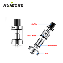 Polar Night Tank Atomizer 0.3hm Core Coil 2.5ML Capacity 22mm 510 Thread For Electronic Cigarettes Vape Vapor Box Mod original electronic cigarette 240w vaptio n1 pro tc box mod vaping mod support vw 18650 battery fits 510 thread tank atomizer