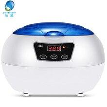SKYMEN JP-890 600 мл большой бак ультразвуковой очистки профессиональная стиральная оборудования с Дега Отопление таймер Ванна ультразвуковая стиральная