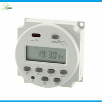 YIHONG אלקטרוני LCD הדיגיטלי לתכנות טיימר יום/שעה/ספירת דקות לבית 220 V משלוח חינם