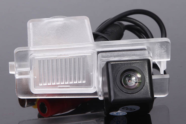 Car rearview camera for Ssangyong Kyron Rexton Backup CCD Colour reverse  Free shipping 626 ok
