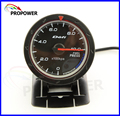 "2.5"" 60MM DF Advance CR Gauge Meter Fuel Pressure Gauge Black Face With Sensor/AUTO GAUGE"