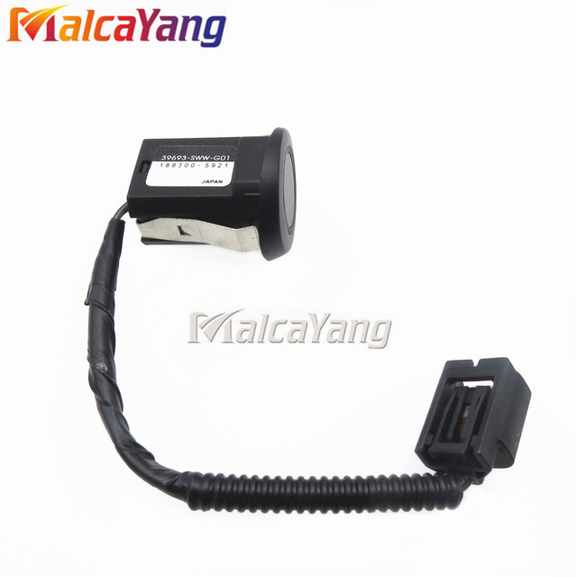 For Honda Parking Sensors 39693SWWG01 39693-SWW-G01 For CRV black color ltrasonic Sensor Auto Sensor