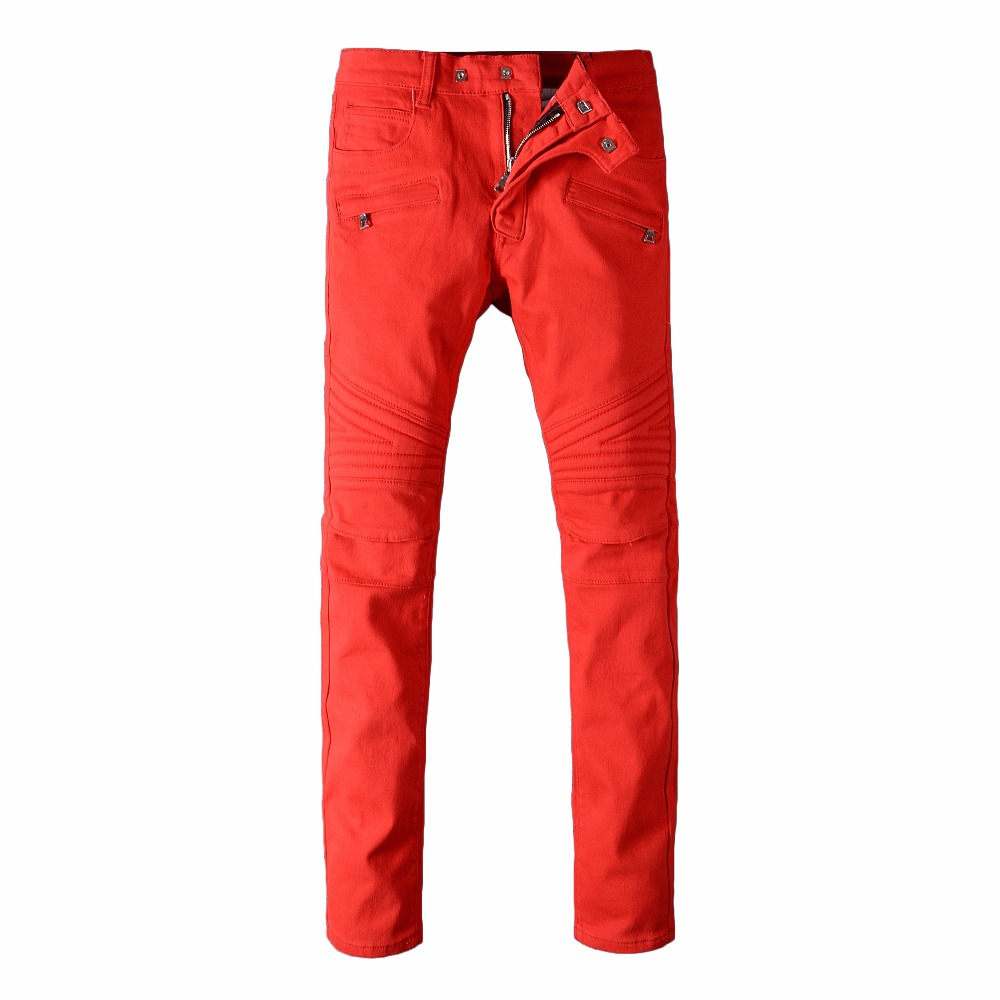 Popular Red Ripped Jeans-Buy Cheap Red Ripped Jeans lots from ...