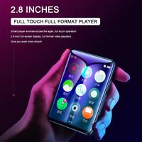 16G MP4 Player Metal Full IPS Touch Screen Speaker HiFi Video Digital Dictionary FM OTG TF SD Bluetooth MP5 Player MP4