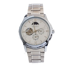 2018 New Arrive Men Stainless Steel Band Automatic Self-winding Watch