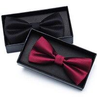 2017 جديد رجل الأعمال زفاف العريس ربطة العنق الفاخرة عالية الجودة الرجال ربطة العنق حك الصلبة رمادي غامق الأرجواني الأزرق
