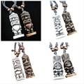 Мужские кулоны В Гавайском/маорианском стиле с искусственным резным тотемом, мужские ожерелья, амулеты в подарок XL34