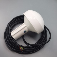 free shipping 5V,RS232 DB9 female connector RS-232 GNSS receiver,waterproof,UBLOX M8030 Dual GPS/GLONASS receiver,DIY connector