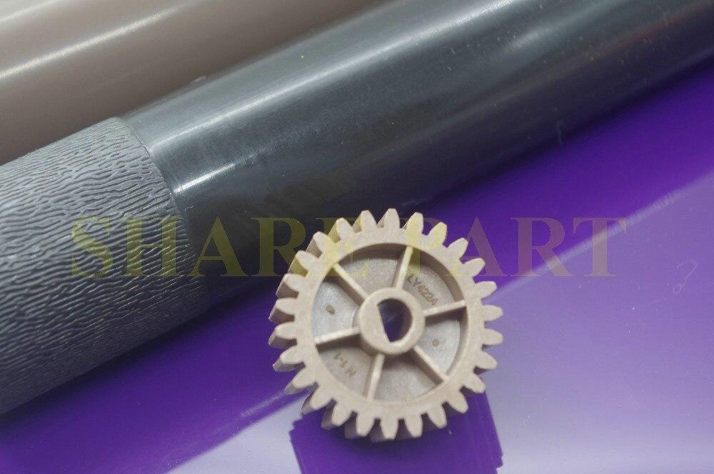 1 комплект, новинка, фьюзерная пленка+ установка термозакрепляющего устройства прижимной ролик для Brother HL-5440 5445 5450 6180 MFC-8510 8520 8710 8810 8910