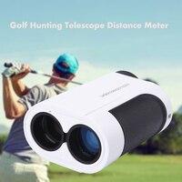 600m 6X Handheld Monocular Laser Rangefinder Telescope Distance Meter Range Finder Golf Hunting Angle Height Measurement