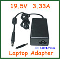 50pcs AC Adapter Charger 19.5V 3.33A 65W 4.8x1.7mm Power Supply Adapter HP Pavilion 15-b055sr 15-b058sr
