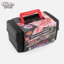 Toupie Beyblade Arena собраны Созвездие лезвия взрыв гироскоп Toolbox Детская игрушка коробка для хранения для детей игрушки