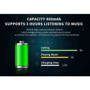 Image 3 - SPK ボックス 2 パック TWS システムワイヤレス Bluetooth スピーカーポータブルミニステレオサウンドスピーカー MP3 音楽再生マイク 3 ワット