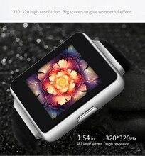 K1 bluetooth smart watch electrónica reloj de pulsera de cuarzo smartwatch con poligrafía podómetro para ios android smartphone