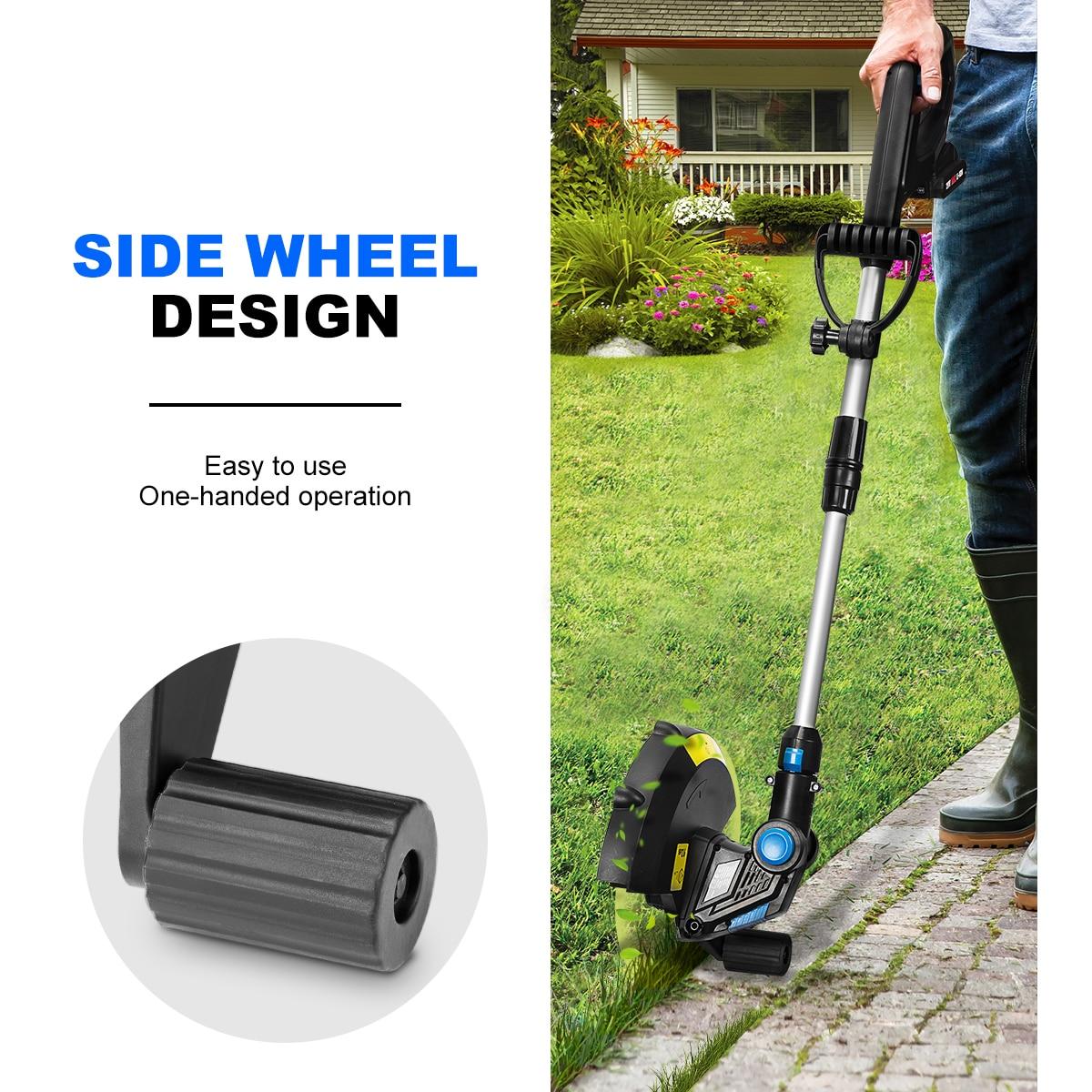 Side Wheel Design