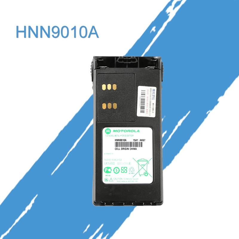 Original MotoROLA IMPRES GP328 Battery GP338 PTX760 Walkie-Talkie Explosion Battery HNN9010A