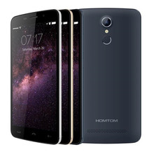 original Homtom HT17 Pro 4G LTE 5.5″ 1280×720 Mtk6737 Quad Core Android 6.0 smartphone 2GB RAM 16GB ROM 13MP Mobile Phone