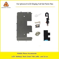 10PCS LOT LCD Assembly Digitizer Full Set Small Repair Parts Front Camera Ear Speaker Flex Without