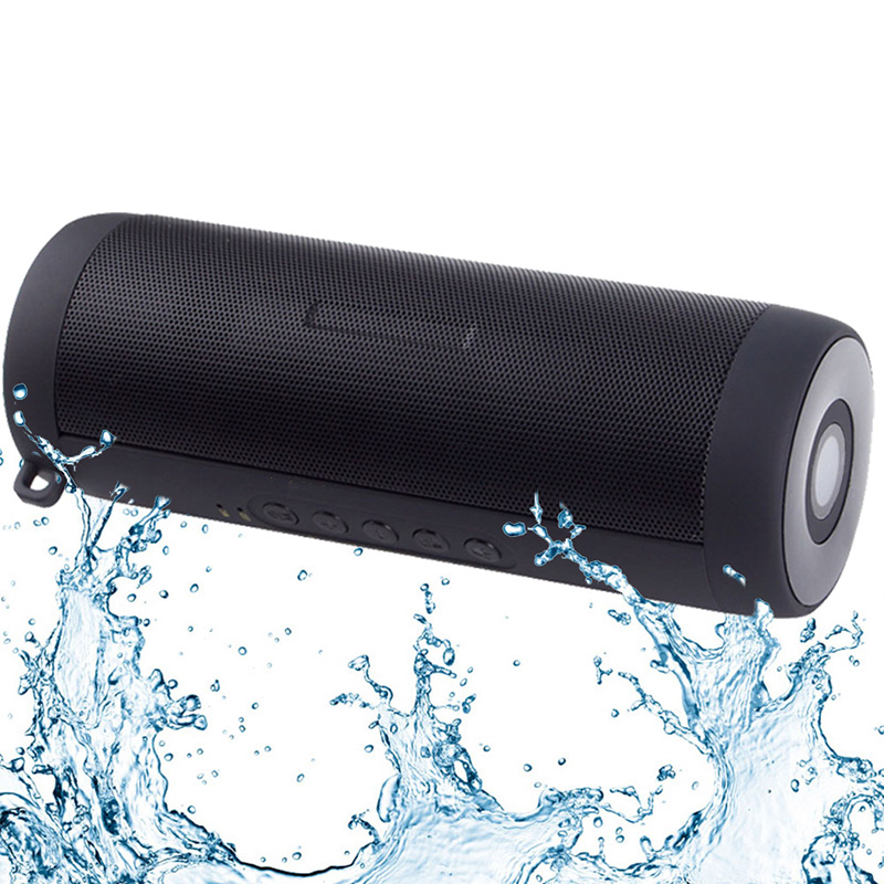 Wireless Best Bluetooth Speaker Waterproof Portable Outdoor Mini Column Box Loudspeaker Speaker Design for iPhone Xiaomi цена 2017