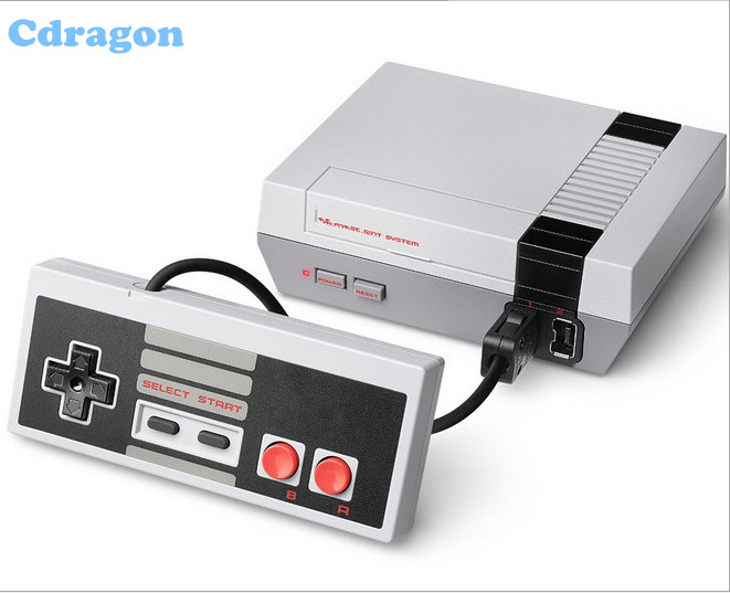 Cdragon Mini 600 Games HD Retro handheld game player Family TV video game console free shipping