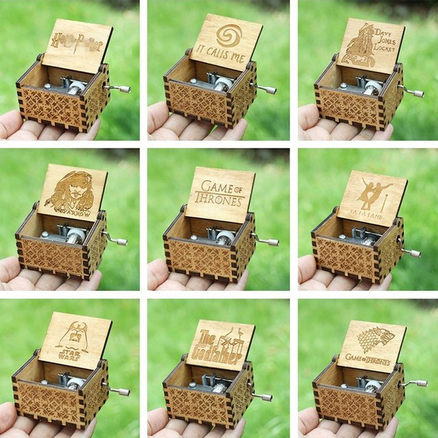 Island Christmas Theme.Us 4 41 10 Off Christmas Gift Theme Music Box Island Princess Let It Go To Sleep Lion La La Land In Music Boxes From Home Garden On Aliexpress Com