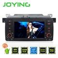 Joying Последние 2 ГБ RAM 7 ДЮЙМОВ Android 5.1 Car Audio GPS Управление Рулевого колеса автомагнитол Игрок Автомобиля Радио для BMW E46 318/320/325/330/335