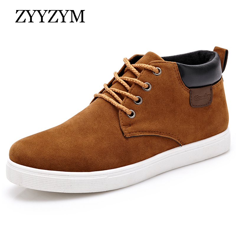 ZYYZYM Mens Casual Shoes Flat With Fashion Simple Outdoor Shoe 2018 New Arrival