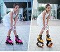 Прыжки ходули Отказов обувь игрушки для детей детей с 2 в 1 году Скейт И Кенгуру фитнес Упражнение 20 ~ 70 кг Пространство Отскакивая обувь