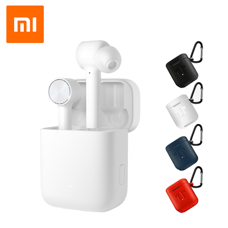 Xiaomi Airdots Pro TWS Wireless Bluetooth Earphone Headset ANC Switch ENC Control Noice Cancel For IOS & Android Stereo Earbuds