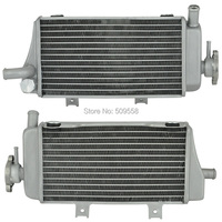 Motorcycle Parts Aluminium Radiator CRF450 ONLY FOR RIGHT SIDE