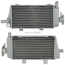 LOPOR LOPOR For Honda CRF450X 2005 2006 2007 2008 CRF450 X 2005-2015 Motorcycle Parts Aluminium Cooling Radiator Right New