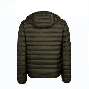 Image 2 - Пуховик NewBang Plus 9XL 10XL 11XL, мужской пуховик большого размера, 90% Сверхлегкий пуховик, мужское теплое пальто с капюшоном, парка с перьями