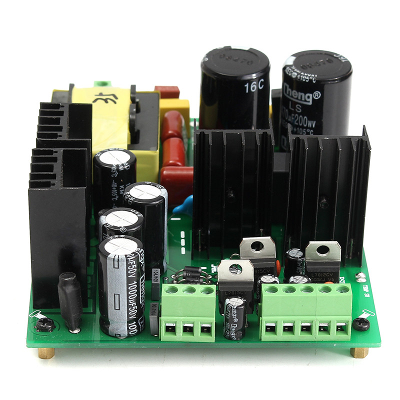 цена на 500W +/-35V Digital Amplifier Module Power Supply Switching Power Supply Board Dual-voltage PSU