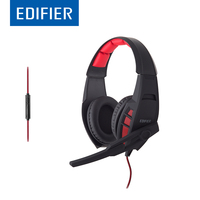 EDIFIER G2 Engage Gaming Headphone Over Ear Noise Cancelling Headset With Mic In Line Control For