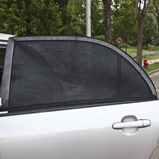 Paired T11724 Universal Adjustable Vehicle Door Window Shade UV Protection  Car Sun Visor Cover XL 91ce669174b