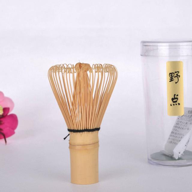 1x 50g Pure Organic Health Matcha Green Tea Powder+1*Bamboo Chasen Whisk Durable Brush Tool 78 Set Pack