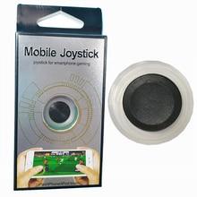 Zero a Qualquer Tela de Toque Smartphone Mini Joysticks Jogos de Arcade Joystick Para Tablet Telefone NOVO Twin Pack