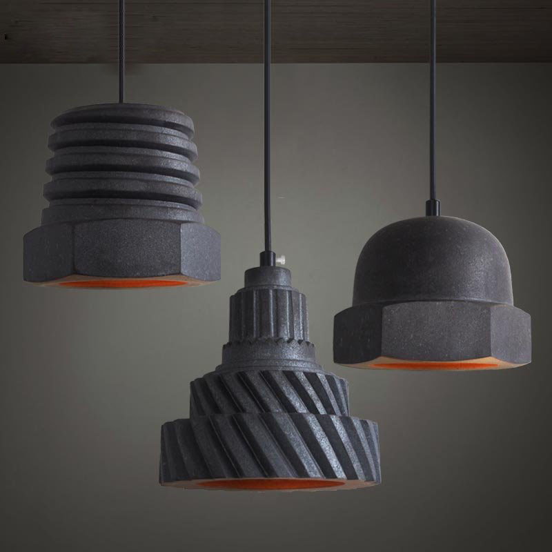 Designer Chandelier Lamp American Country Living Room Bar
