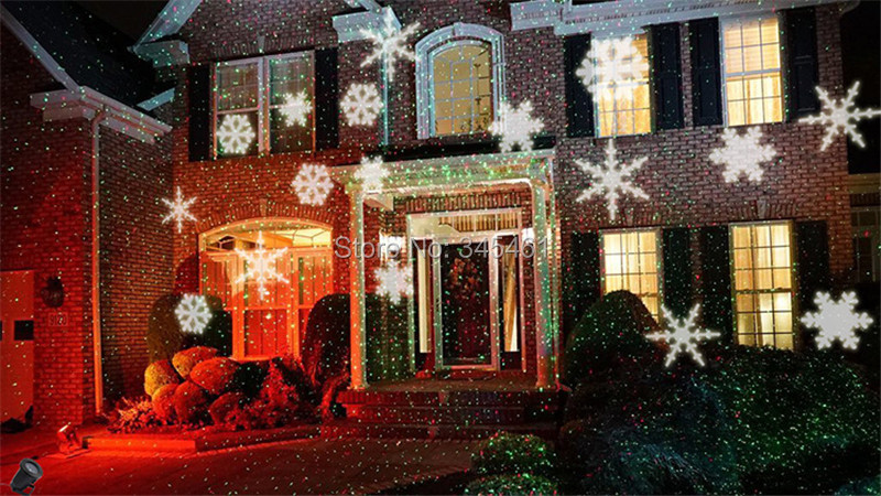 projector garden ideas outdoor christmas lighting new laser decoration decorating led tree lights style projection light landscape