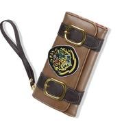 New Arrival Harry Potter Handy Wallets Men Wallets Long Leather 3 Fold Women Students Purse Clutch
