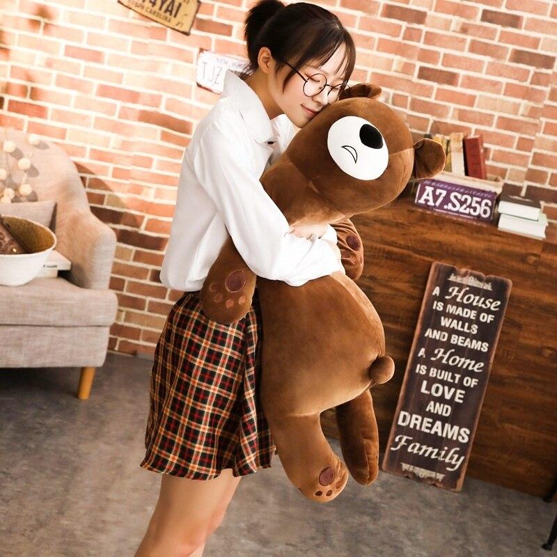 Urso de Pelúcia Travesseiro Brinquedos Para Crianças