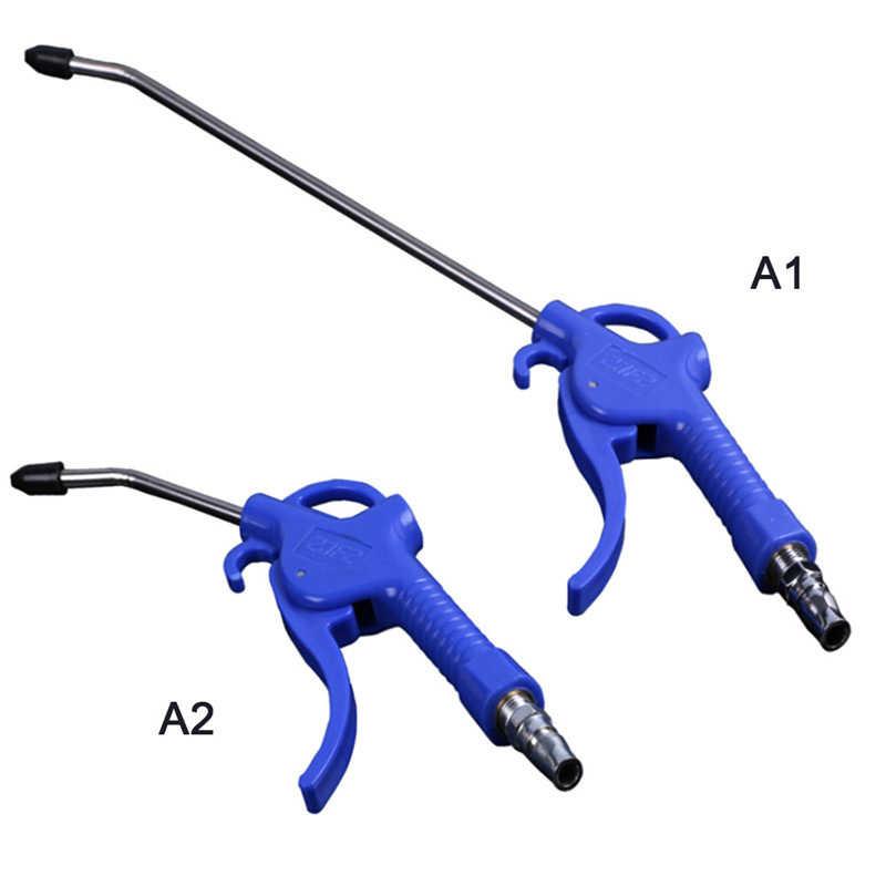 """1/4 """"pt hand-held pistola de ar pneumático de alta pressão de sopro de poeira fêmea thread port ar duster ferramenta limpa 250mm comprimento mão ferramenta"""