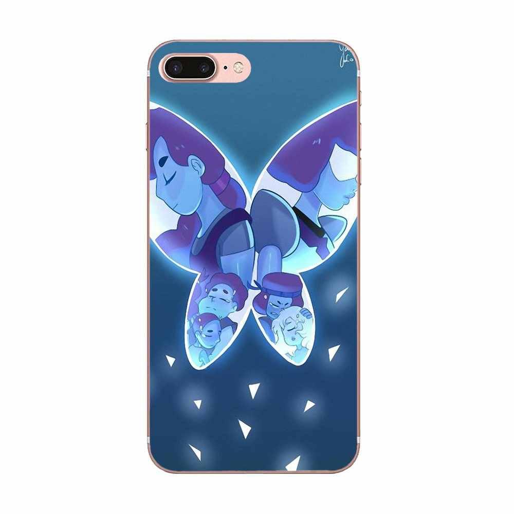 Luxury Cell Phone Case For Huawei Honor Mate 7 7A 8 9 10 20 V8 V9 V10 G Lite Play Mini Pro P Smart Steven Universe Ruby Amethyst