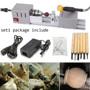 CNC 24VDC Mini Lathe Machine D