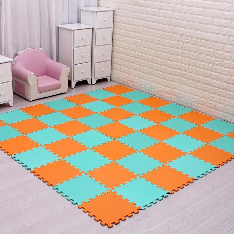 7mm Thickness Children Soft  Play Carpet Puzzle Pirate Captain Cartoon Eva Foam Play Mat,pad Floor For Kids