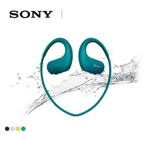 Image 1 - SONY NW WS414 waterproof swimming running mp3 music player headset integrated accessories free shipping waterproof