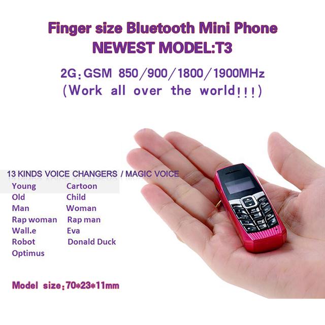 World's Smallest Thinnest Mobile Phone